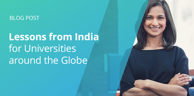 Lessons from India for Universities around the Globe