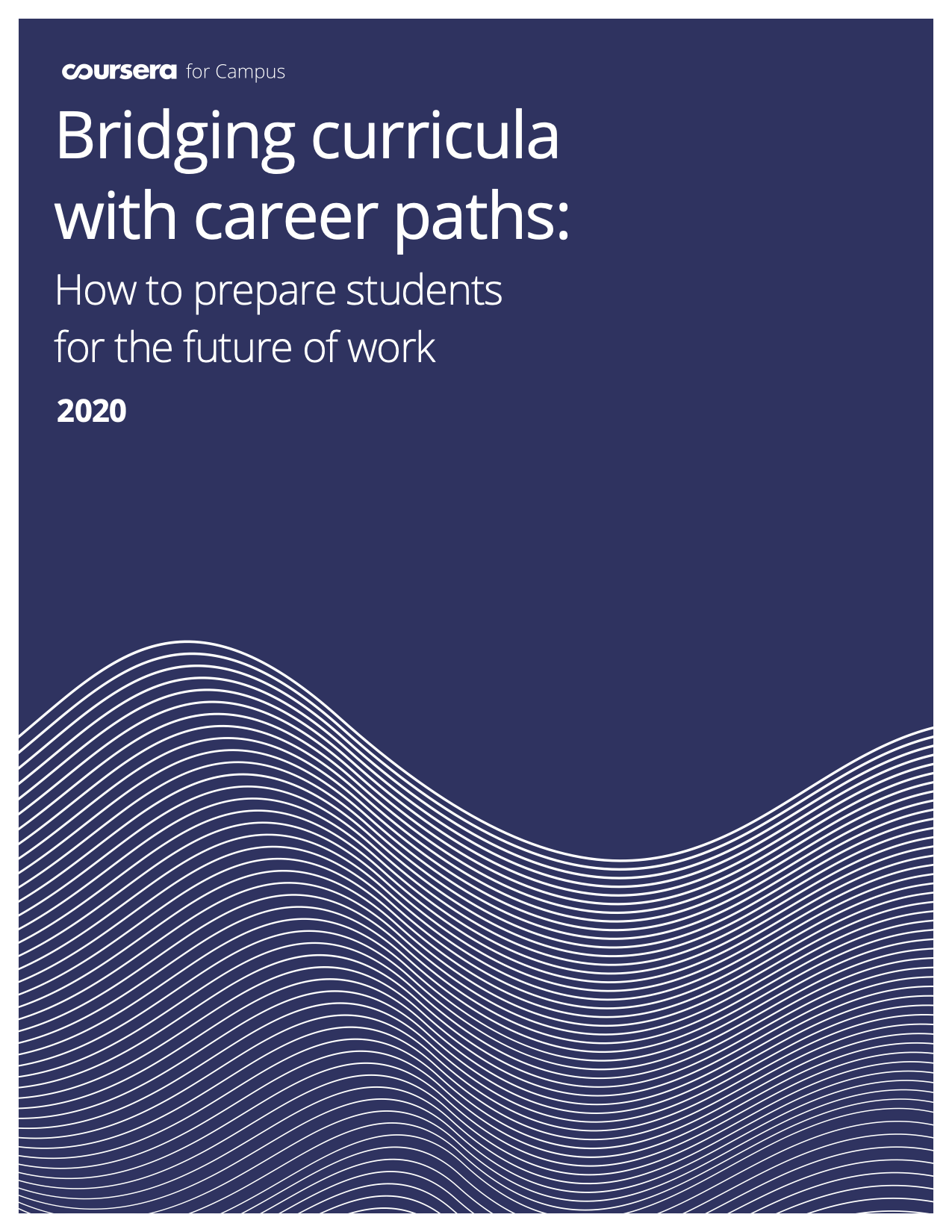 Bridging Curricula with Career Paths