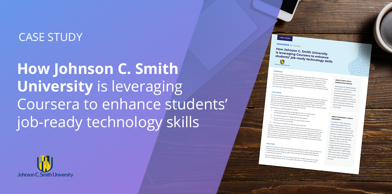 Enhance students' job-ready tech skills